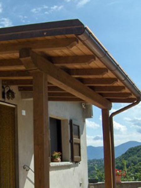 Tetti in Legno Scandiano Reggio Emilia – Costruzione coperture case ventilate