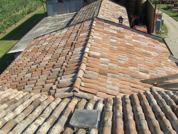 Rifacimento tetto reggiolo scandiano ristrutturazione for Tipi di tetto